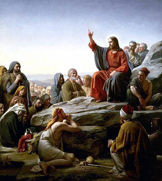 聖書メッセージ マタイによる福...